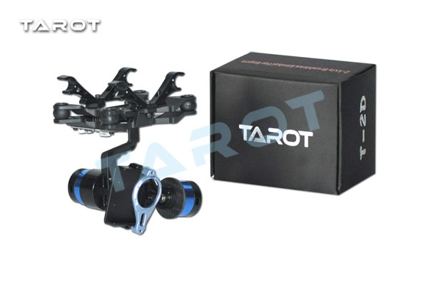 Tarot RC 2 Axis GOPRO Brushless Gimbal WITH Tarot Gyroscope