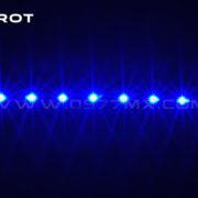 Tarot LED night light with light / Blue