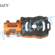 Tarot RC 25MM New CF Motor Mount / Orange