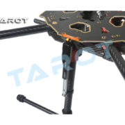 Tarot 650 SPORT foldable landing gear mount