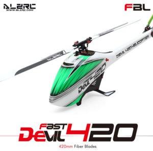 ALZRC Devil 420 Black Kit