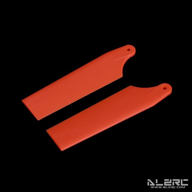 Knife On Lucifer: Devil 465 RIGID Tail Blade - Orange - Tarot Drones