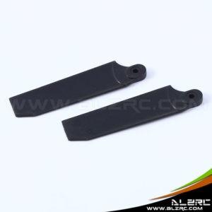 Devil 500 75mm Tail Blade - Black