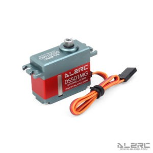 DS501MG Medium Digital Metal Locked Rudder Servo