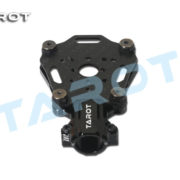 16MM Rubber Suspension Motor Mount Black