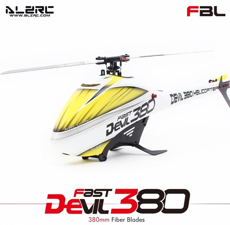 Devil 380 Black Kit