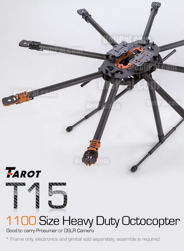 Tarot T15 Octocopter Build Kit