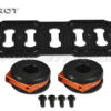 Tarot 650 - 680 Battery Mount for Hex-copter TL68B14
