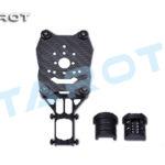 Tarot X8 Suspension Motor Mount Black TL8X012