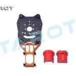 Tarot X8 Suspension Motor Mount Orange TL8X011