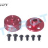 Tarot quick release CW prop adapter red
