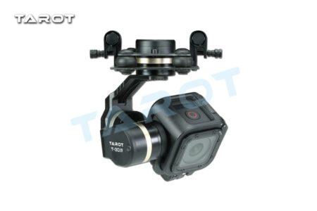 Tarot GOPRO T-3D IV Metal 3 Axis HERO4 Gimbal