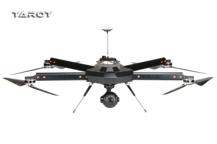 Peeper I Long-Time 750mm Drone Combo Set With Gimbal TL750S2