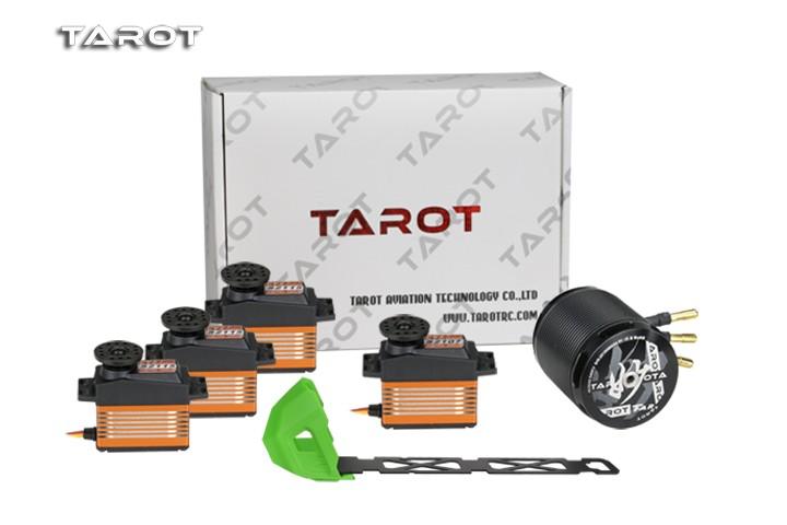 Tarot 550 Power Package B 6S