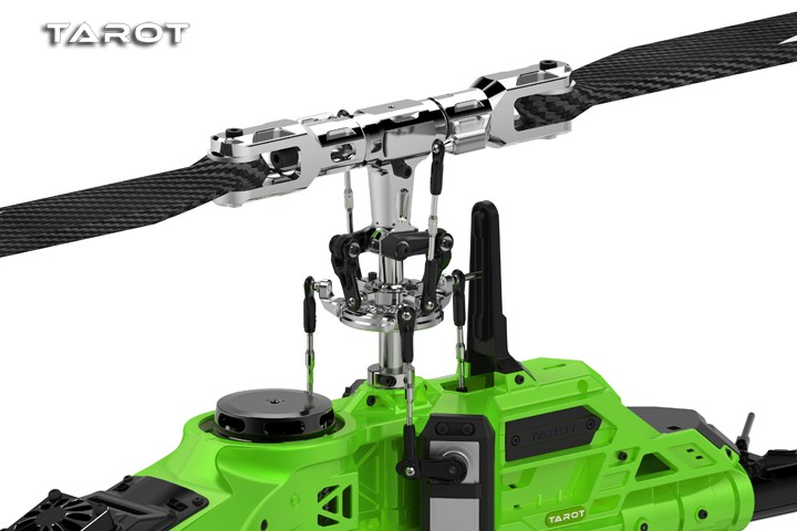 Tarot 550 Pro RC Helicopter Combo Kit MK55PRO