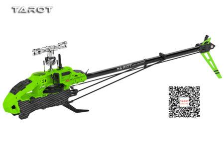 Tarot 550 bare bones kit MK55A00