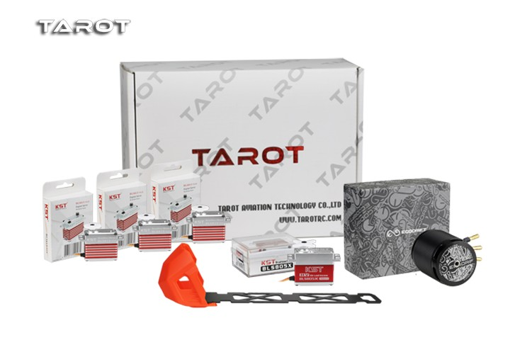 Tarot 600 Power Package A 12S