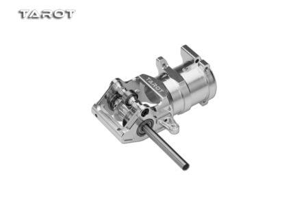 Tarot RC 600 Heli Metal Tail Box Set / Silver MK6025-02