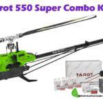 Tarot 550 Super Combo Kit