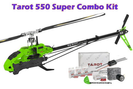 Tarot 550 Super Combo Kit