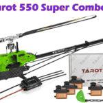 Tarot RC Heli 550 Super Combo Kit