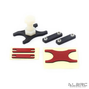 Devil 380 FAST Plastic Tail Boom Spare Part