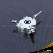 Devil 450 SDC/DFC CCPM Metal Swashplate - Silver