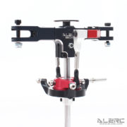 Devil 465 RIGID SDC/DFC Main Rotor Head Set - Black